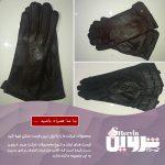 فروش دستکش چرم اصل به قیمت تولیدی